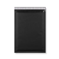 C3 BLACK PADDED BUBBLE ENVELOPES (450 x 320MM)