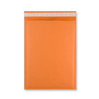 C3 ORANGE PADDED BUBBLE ENVELOPES (450 x 320MM)