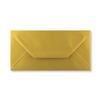 DL METALLIC GOLD ENVELOPES
