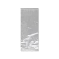 CLEAR POLY MAILER:  115 x 230 mm  (SELF ADHESIVE)