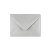 C7 METALLIC SILVER ENVELOPES