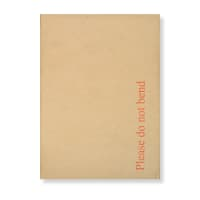 C5 ECONOMY MANILLA PAPER BOARD BACKED ENVELOPES 120GSM + 500gsm BOARD