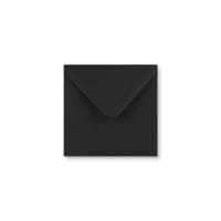 110 x 110mm BLACK ENVELOPES