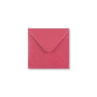 110 x 110mm BRIGHT PINK ENVELOPES