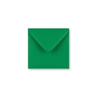 110 x 110mm DARK GREEN ENVELOPES