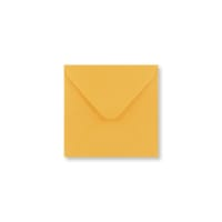 110 x 110mm DEEP YELLOW ENVELOPES