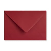 C5 DARK RED ENVELOPES 120GSM