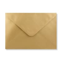 C5 GOLD ENVELOPES 120GSM