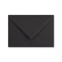 C6 BLACK ENVELOPES 120GSM