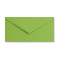 DL MID GREEN ENVELOPES 120GSM