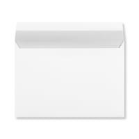 C5 WHITE WALLET ENVELOPES