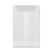115 x 85 MM GLASSINE ENVELOPES