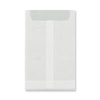 132 x 95 MM GLASSINE ENVELOPES