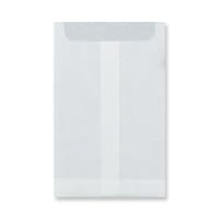 165 x 115 MM GLASSINE ENVELOPES