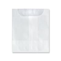 57 x 57 MM GLASSINE ENVELOPES