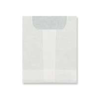 60 x 60 MM GLASSINE ENVELOPES