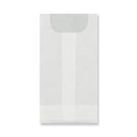 95 x 60 MM GLASSINE ENVELOPES