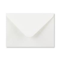 WHITE LAID 133 x 184mm ENVELOPES