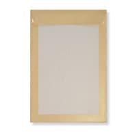 C5 MANILLA BOARD BACK ENVELOPES UNPRINTED