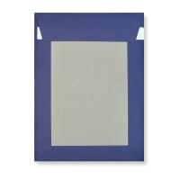 C5 NAVY BLUE BOARD BACK ENVELOPES