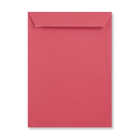 C4 BRIGHT PINK PEEL AND SEAL ENVELOPES