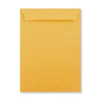 C4 DEEP YELLOW PEEL AND SEAL ENVELOPES
