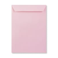 C4 PALE PINK PEEL AND SEAL ENVELOPES