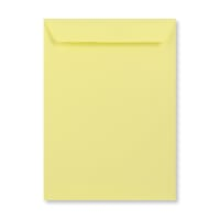 C4 PALE YELLOW PEEL AND SEAL ENVELOPES