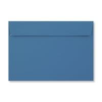 C5 BRIGHT BLUE PEEL & SEAL ENVELOPES