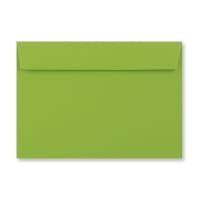 C5 MID GREEN PEEL AND SEAL ENVELOPES