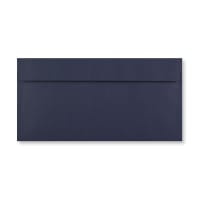 DL DARK BLUE PEEL AND SEAL ENVELOPES