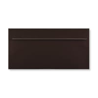 DL DARK BROWN PEEL AND SEAL ENVELOPES