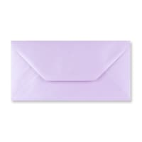 DL LILAC LUSTRE ENVELOPES