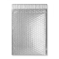 C5 + GLOSS METALLIC TRANSLUCENT PADDED ENVELOPES (250 x 180MM)