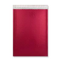 C3 GLOSS METALLIC RED PADDED ENVELOPES (450 x 320MM)