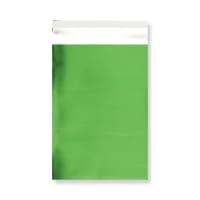 C6 GREEN MATT FOIL BAGS