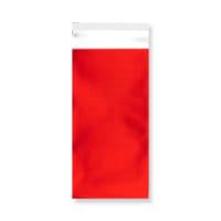 DL RED MATT FOIL BAGS
