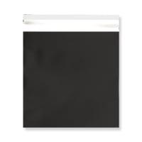 165 x 165MM BLACK MATT FOIL BAGS