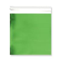 165 x 165MM GREEN MATT FOIL BAGS