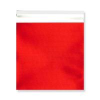 165 x 165MM RED MATT FOIL BAGS