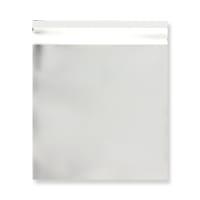 165 x 165MM SILVER MATT FOIL BAGS