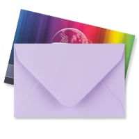 LILAC 62 x 94mm ENVELOPES