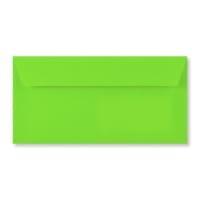 DL NEON GREEN ENVELOPES