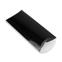 220 x 110 + 35MM DL BLACK PILLOW BOXES