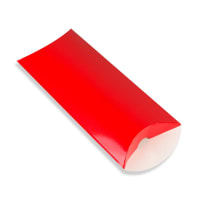 220 x 110 + 35MM DL RED PILLOW BOXES