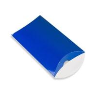 162 x 114 + 35MM C6 BLUE PILLOW BOXES