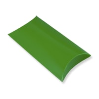 162 x 114 + 35MM C6 GREEN PILLOW BOXES