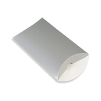 162 x 114 + 35MM C6 SILVER PILLOW BOXES