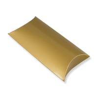 113 x 81 + 30MM C7 GOLD PILLOW BOXES