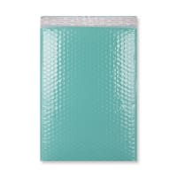 340 x 240mm GLOSS ROBIN EGG BLUE PADDED BUBBLE ENVELOPES